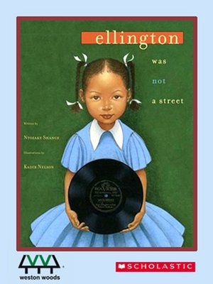 cover image of Ellington Was Not a Street
