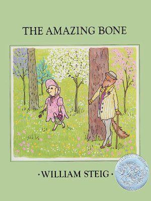 cover image of The Amazing Bone