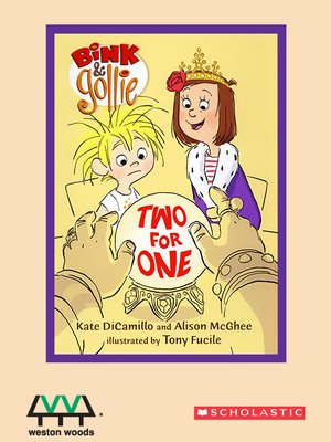 cover image of Bink & Gollie Two for One