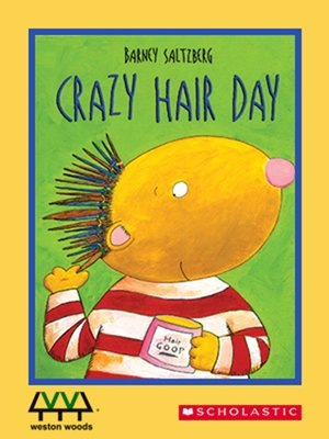 cover image of Crazy Hair Day