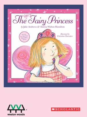 cover image of The Very Fairy Princess