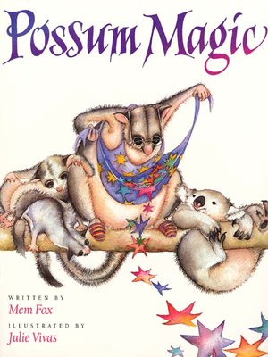cover image of Possum Magic
