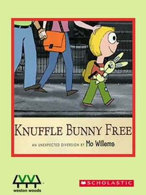 cover image of Knuffle Bunny Free