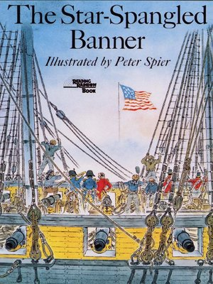 cover image of The Star Spangled Banner