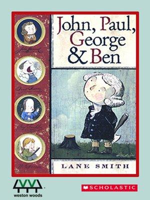 cover image of John, Paul, George & Ben