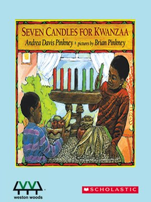 cover image of Seven Candles for Kwanzaa