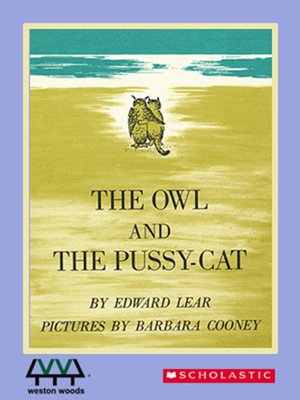 cover image of The Owl & The Pussycat