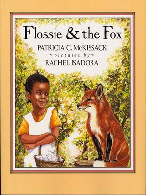 cover image of Flossie & the Fox