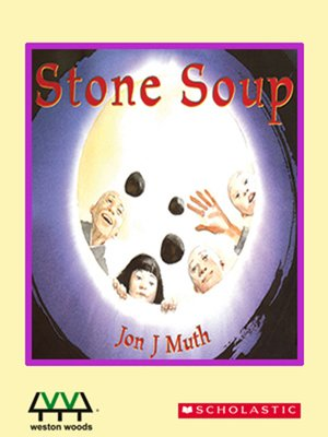 cover image of Stone Soup - Muth