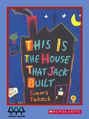 cover image of This Is The House That Jack Built
