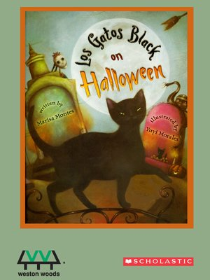 cover image of Los Gatos Black on Halloween