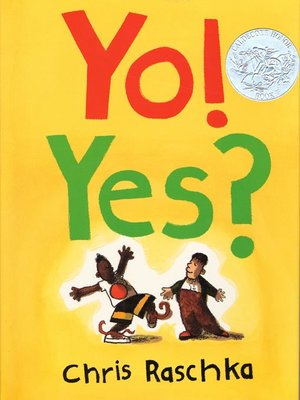 cover image of Yo! Yes?