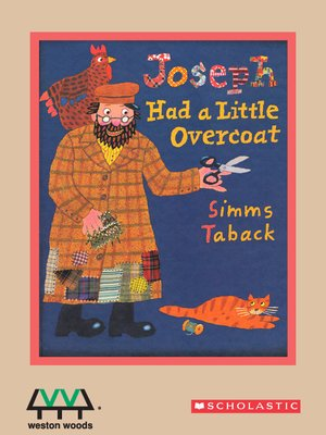 cover image of Joseph Had A Little Overcoat