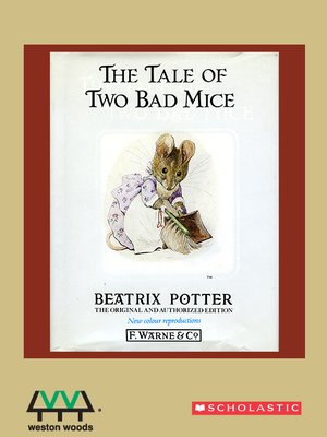 cover image of Tale of Two Bad Mice