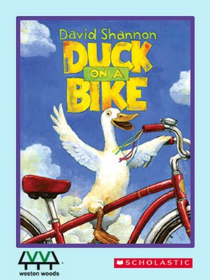 cover image of Duck on a Bike