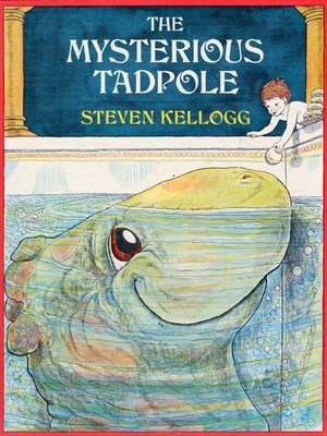 cover image of The Mysterious Tadpole