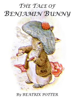 cover image of Tale Of Benjamin Bunny