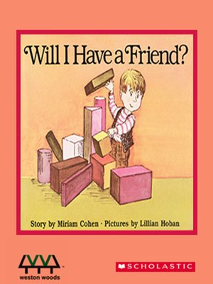 cover image of Will I Have a Friend?