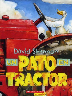 cover image of Pato en Tractor