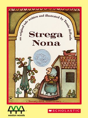 cover image of Strega Nona