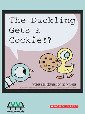 cover image of The Duckling Gets A Cookie?