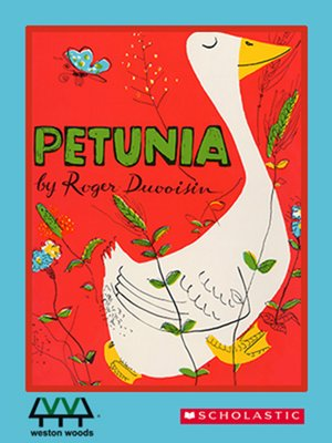 cover image of Petunia