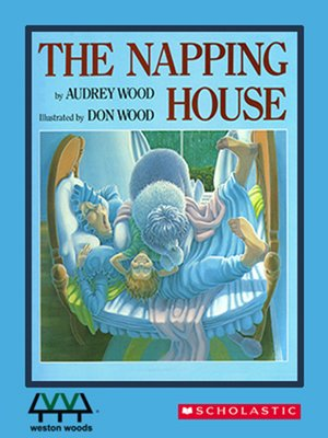 cover image of Napping House