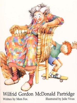cover image of Wilfrid Gordon McDonald Partridge
