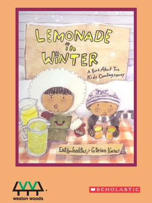 cover image of Lemonade in Winter