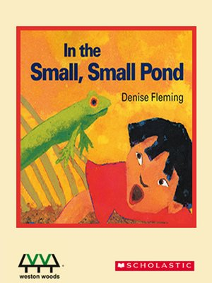 cover image of In the Small Small Pond