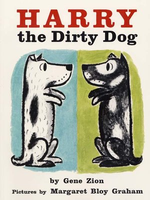 cover image of Harry the Dirty Dog