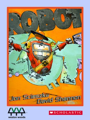 cover image of Robot Zot!