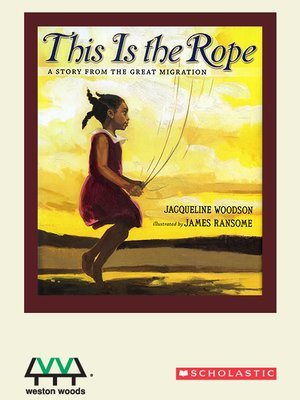 cover image of This is the Rope