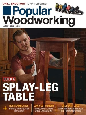 cover image of Popular Woodworking