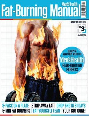 cover image of Men's Health Fat-Burning Manual