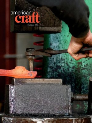 cover image of American Craft