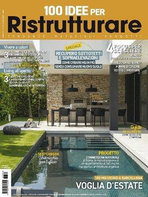 Cover image for 100 Idee per Ristrutturare: N. 83 Ottobre 2021