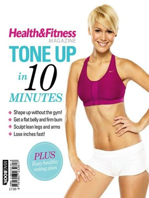 cover image of Health & Fitness Tone up in 10 Minutes
