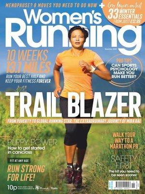 cover image of Women's Running