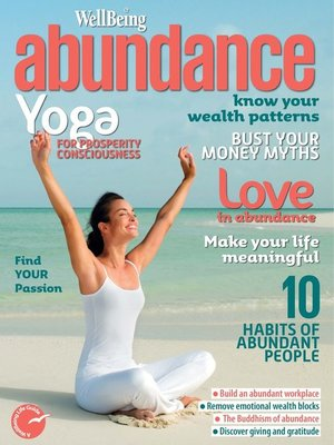 cover image of WellBeing Abundance
