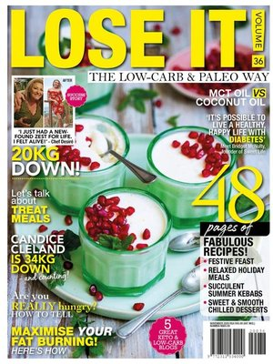 cover image of LOSE IT! The Low Carb & Paleo Way