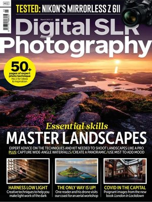 cover image of Digital SLR Photography