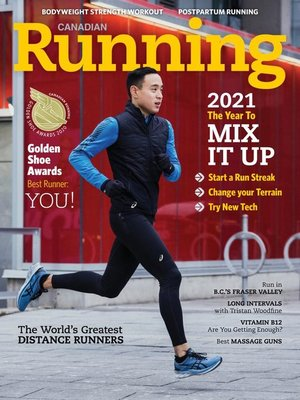 cover image of Canadian Running