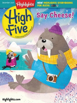 cover image of Highlights High Five