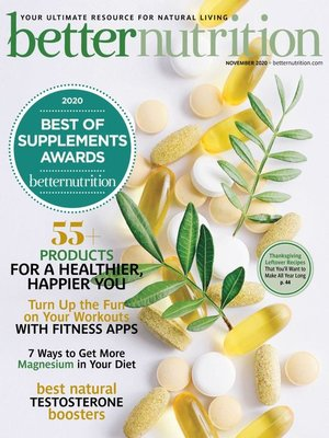 cover image of Better Nutrition