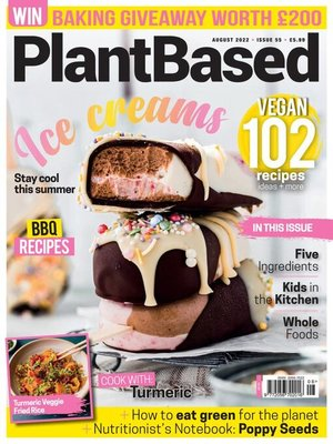 cover image of PlantBased