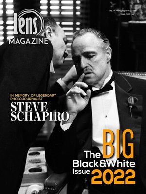 cover image of Lens Magazine