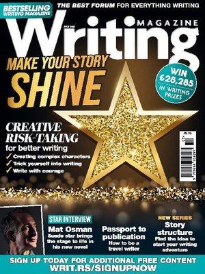 cover image of Writing Magazine