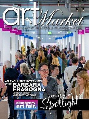 cover image of Art Market Magazine