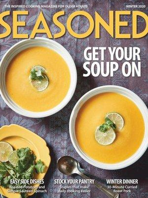 cover image of Seasoned Magazine